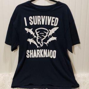 5 for $25 Sharknado Graphic Tee